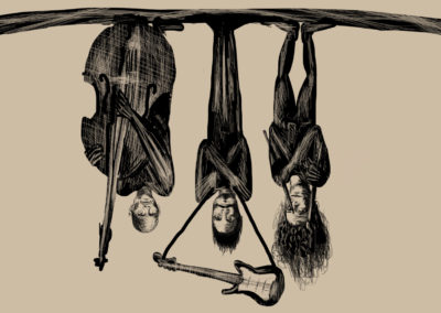 Vinny ILL Trio